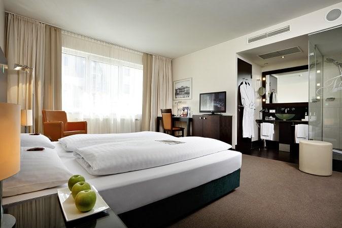 Flemings Hotel Wien Westbahnhof Preisvorteil ögb Hotels In Wien